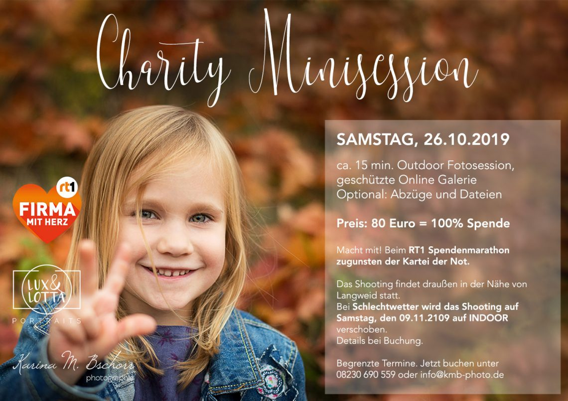 2019 Herbst Minisession Charity